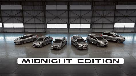 nissan armada midnight edition 2017 nissan midnight editions