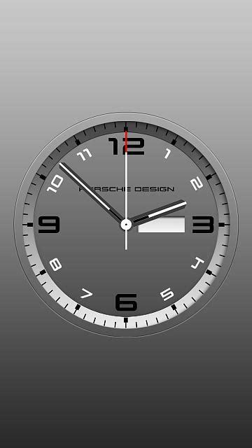 Porsche Design Clock App Blackberry Forums At Crackberry Com | porsche design clock app blackberry forums at crackberry com
