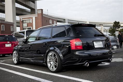Audi A4 B6 Rs4 by Rs4 Look B6 Avant Motoring Con Brio
