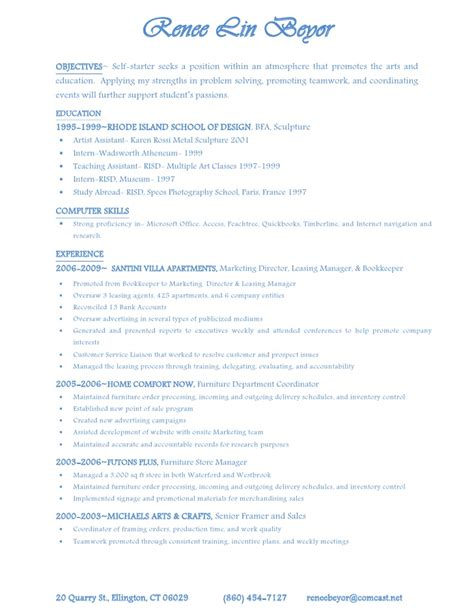 tax credit leasing consultant resume resume template example