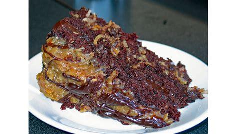 german chocolate turtle cake