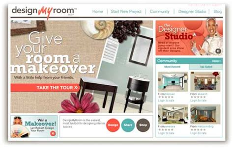 the make room website bad website good website design it