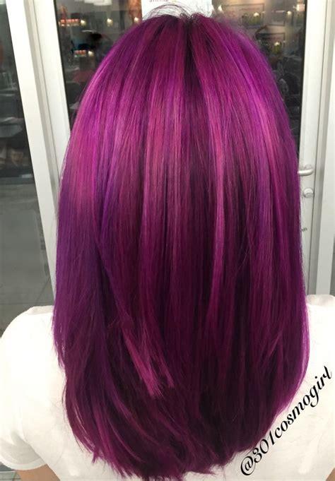 hair foils colour ideas 1000 ideas about violet hair colors on pinterest violet