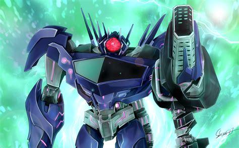transformers prime shockwave tfp shockwave by mr so deviantart com on deviantart