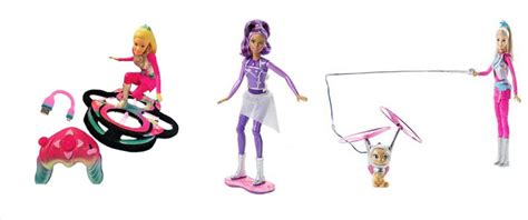 barbie star light adventure flying rc hoverboard forget the convertible check out barbie s hoverboard