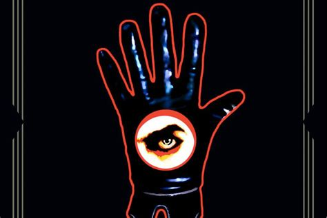 the black glove to support oculus rift and project