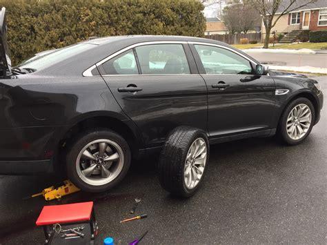 ford taurus wheels 17 inch wheels for snow tires taurus car club of