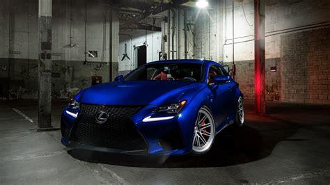 lexus rcf wallpaper ダウンロード壁紙 3840x2160 レクサスrcf青い車のフロントビュー uhd 4k hdのデスクトップの背景