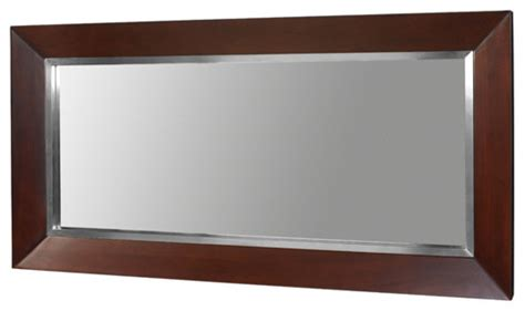 mahogany bathroom mirror decolav mahogany mirror contemporary bathroom mirrors