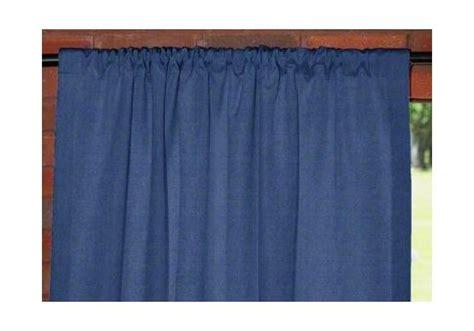 custom outdoor drapes custom rod pocket outdoor drapes cushion source ca