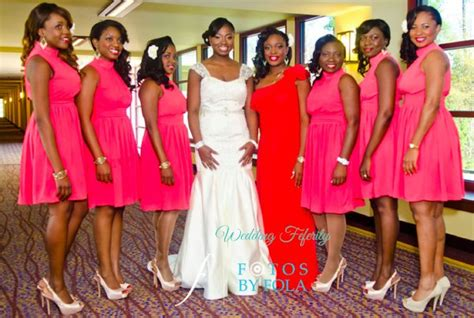 bridal train styles in nigeria bridesmaids dresses 25 fab styles