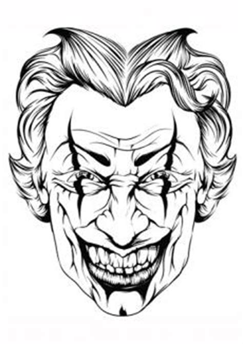 joker face tattoos