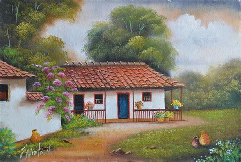 imagenes de paisajes faciles para pintar im 225 genes arte pinturas paisajes f 225 ciles de pintar