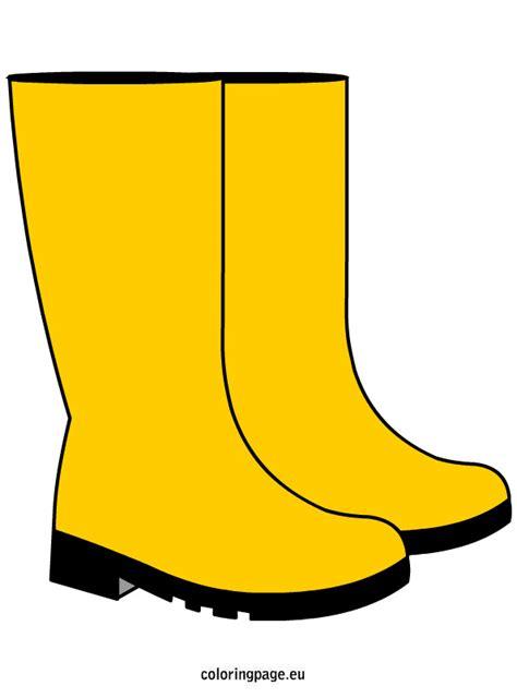 rubber boot template rain boots clipart 44 cliparts