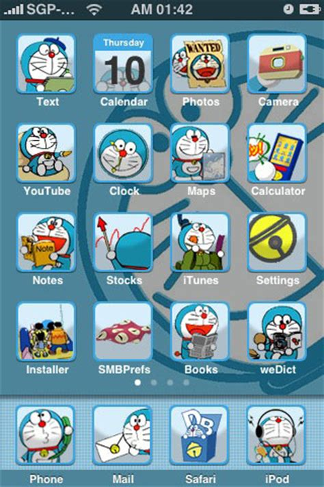 themes doraemon free doraemon free download