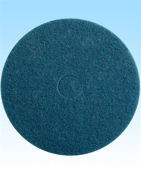Blue Scrub Floor Pad