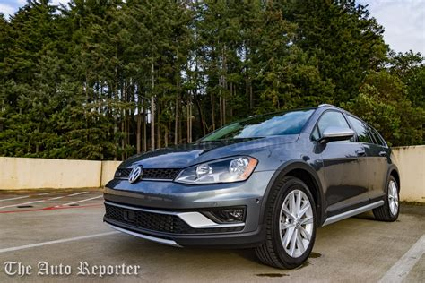 Golf 8 Auto by 2017 Volkswagen Golf Alltrack 8 The Auto Reporter