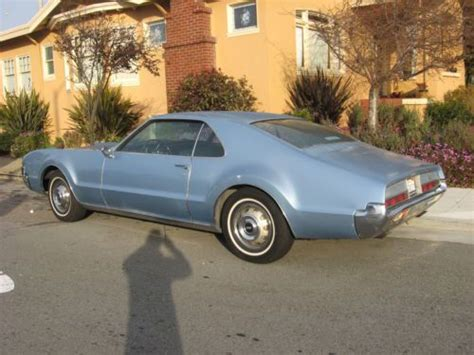 how does a cars engine work 1996 oldsmobile silhouette security system purchase used 1966 oldsmobile toronado 425 116 500 miles california car engine needs work in