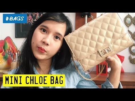 review jimshoney mini bag birthday present