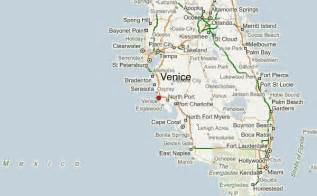 where is venice florida on the map venice florida location guide
