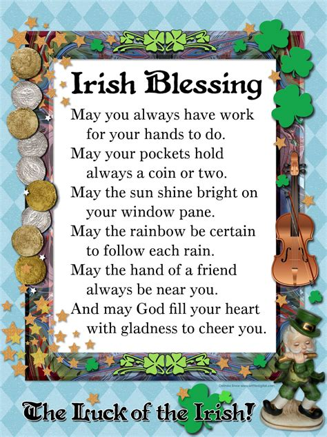 nubia group inspiration sharing irish blessings from
