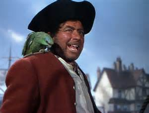 The Five Blind Brothers Robert Newton The Patron Saint Of Pirate Speech The