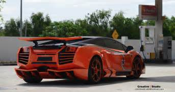 Ugliest Lamborghini The Ugliest Lamborghini Gallardo In The World Autoevolution