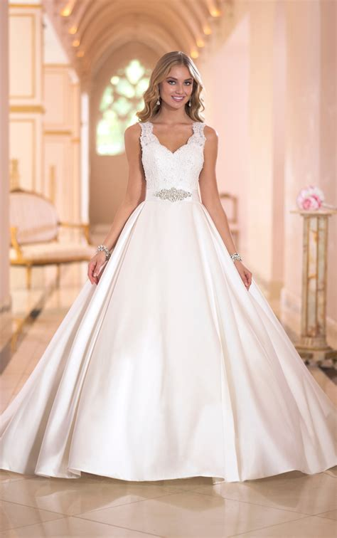 wedding dress and extravagant stella york wedding dresses 2014 modwedding