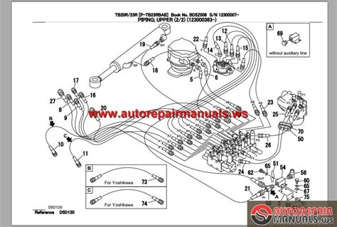 takeuchi tl130 wiring schematic wiring diagrams