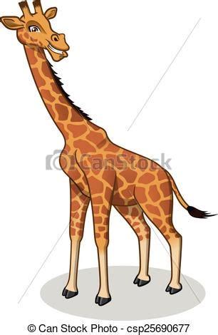ilustraciones vectoriales de jirafa caricatura vector ilustraciones vectoriales de jirafa caricatura esto