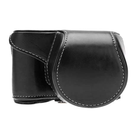 Leather For Sony Alpha A6000 Hitam jual sony leather casing for sony alpha a5000 or a5100