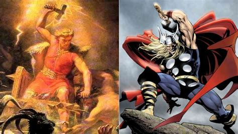 thor movie vs mythology 8 things marvel got wrong about thor and norse mythology