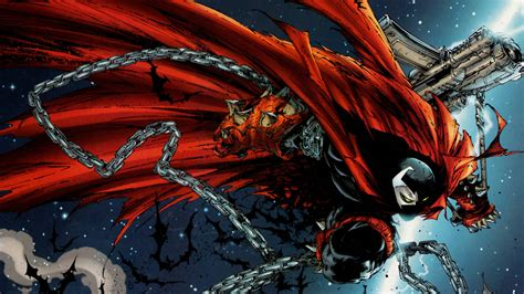 Spawn The spawn seeks another comeback with resurrection