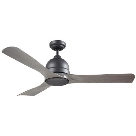 emerson outdoor ceiling fans emerson volta 54 in led indoor outdoor graphite ceiling