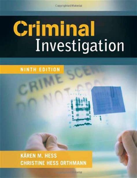 criminal investigation crime investigations best criminal investigation