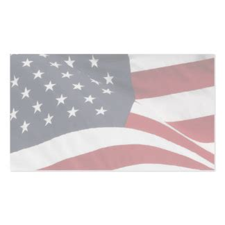 Flag Business Card Template by American Flag Business Cards Templates Zazzle