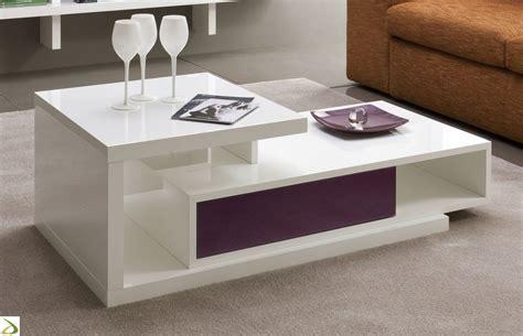 tavolini arredo tavolino moderno con cassetto yari arredo design