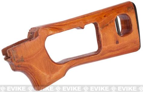 Kingarms Real Handguard Stock For Svd cyma svd handguard stock kit for svd series airsoft aeg sniper rifles real wood accessories