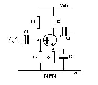 load resistor circuit design load resistor tutorial circuits junction transistors electronic hobby projects