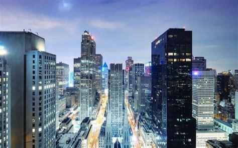 new york buildings skyscrapers photo wallpaper 1920x1200 21712