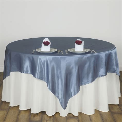 table overlays for wedding reception square satin table overlays wedding reception