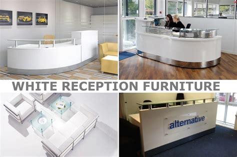 white office furniture mid range