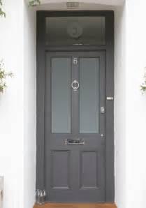 Grey Front Door Paint Ten Best Front Door Colours For Your House Killam The True Colour Expert