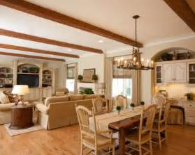 Country french living room d 233 cor beautiful homes design