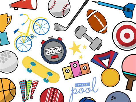 sport clipart sport clipart all sport pencil and in color sport