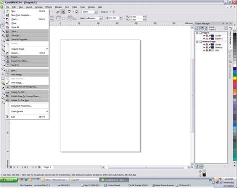 corel draw x7 trial expired cant save copy print export and a whole lot more