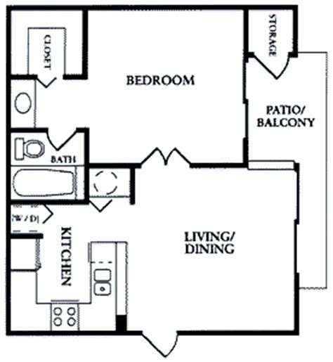 fau floor plan boca raton apartment fau rental br303 1 bedroom floor plans