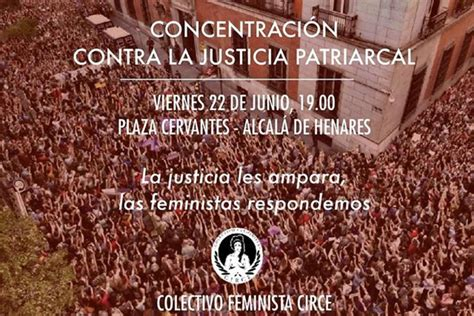 manifestaci 243 n contra la puesta en libertad provisional de