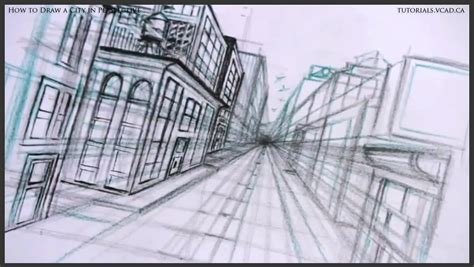 learn how to draw a city learn how to draw free