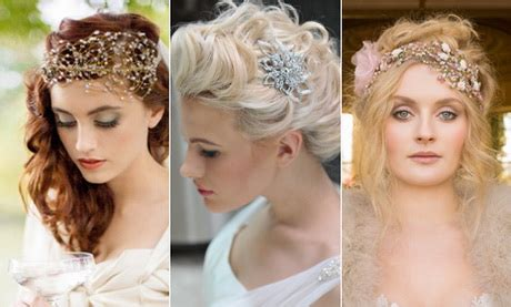 Wedding Hair Accessories Southton by Bridal Hairdressers